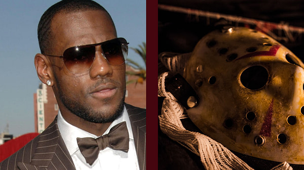 LeBron James May Reboot Friday the 13th Film Franchise