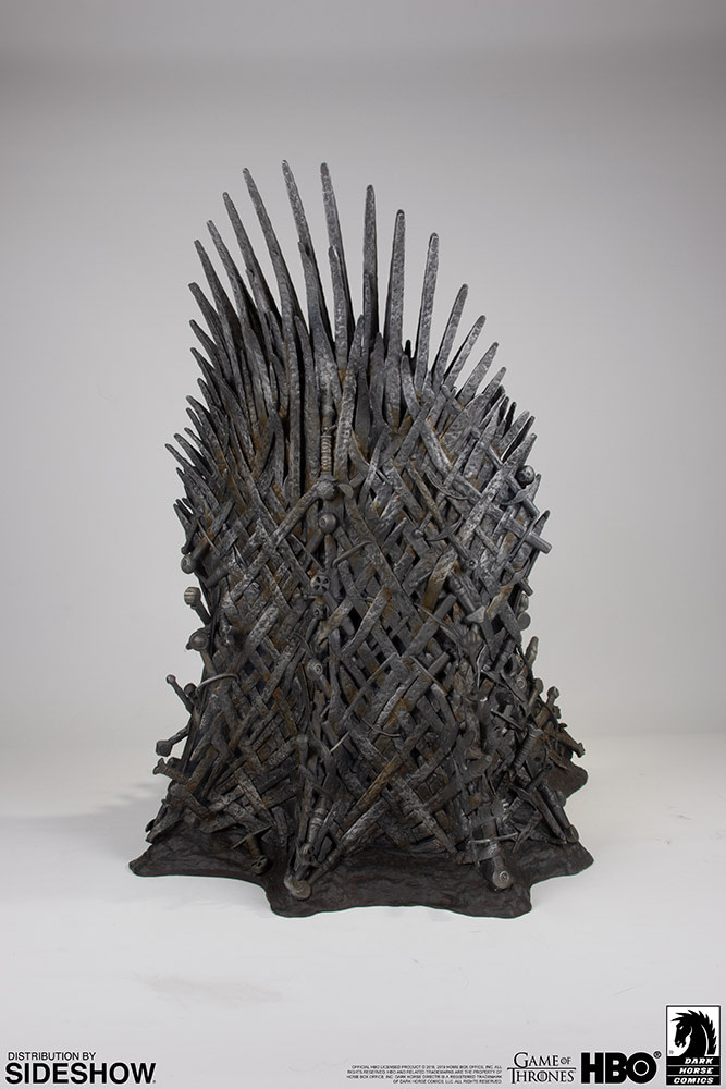 Game of Thrones Calls You Back to Westeros with Dark Horse Iron Throne