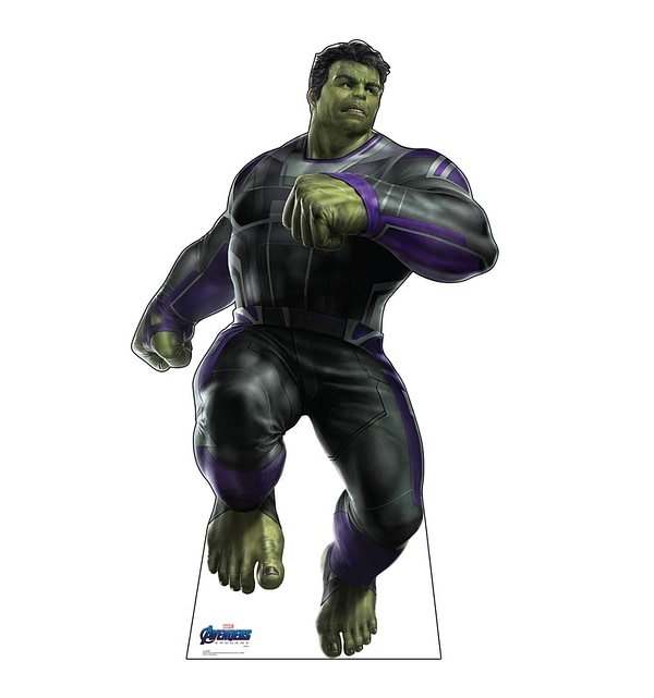 "LARGE CHUCKY 10/"" HULK STANDING FIGURINE ACTION FIGURE AVENGERS SERIES"