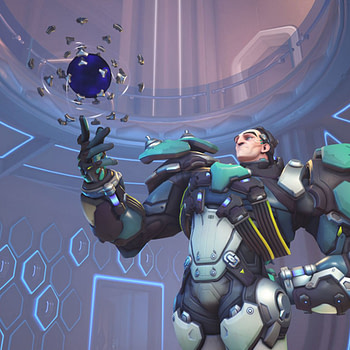 """Sigma Officially Added To The """"Overwatch"""" PTR Serv"""