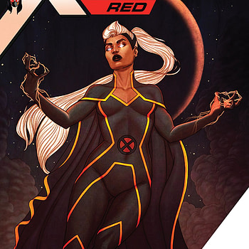 X-Men: Red #7 cover by Jenny Frisson