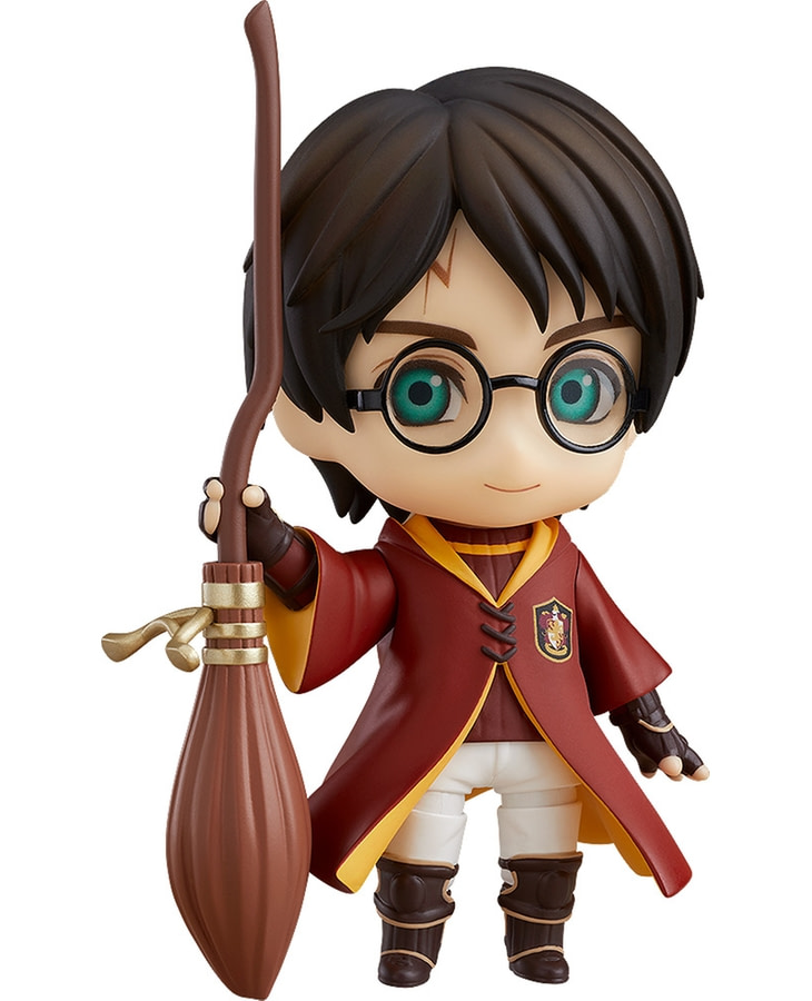 Harry Potter Prepares for Quidditch with Good Smile Company