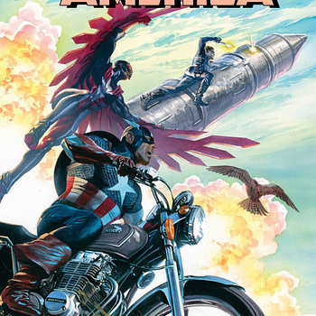 What Do Marvel's June Solicitations Tell Us About the Odds of a Captain America Relaunch?