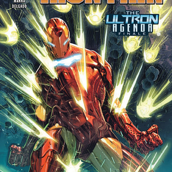 Tony Stark: Iron Man #19 [