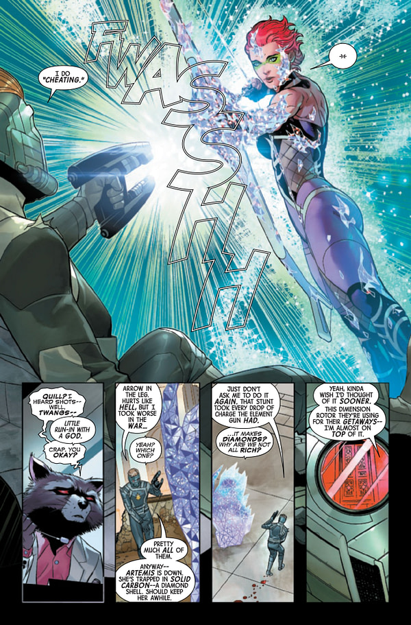 Guardians of the Galaxy #2 [Preview]