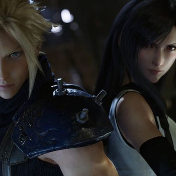 """Time to Get on the """"Final Fantasy VII Remake"""" Hype Train"""