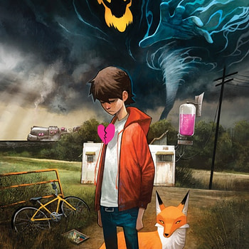 middlewest comic cover
