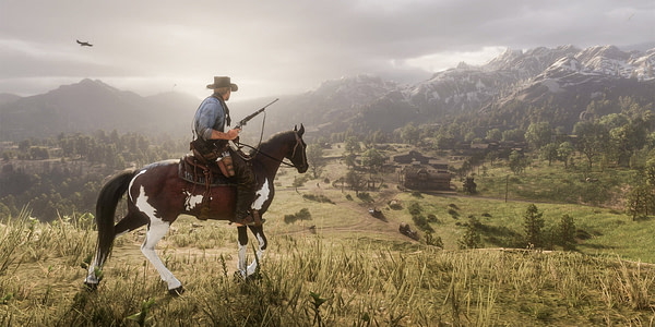 """""""Red Dead Redemption 2"""" PC Release Gets Its Official Launch Trailer"""