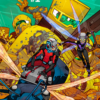 Marvel Reveals Details on New Ant-Man Series by Zeb Wells and Dylan Burnett