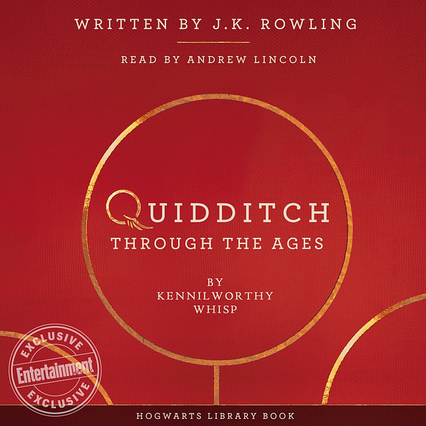 andrew lincoln quidditch audiobook