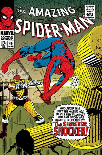 Amazing Spider-Man #46 - The Shocker
