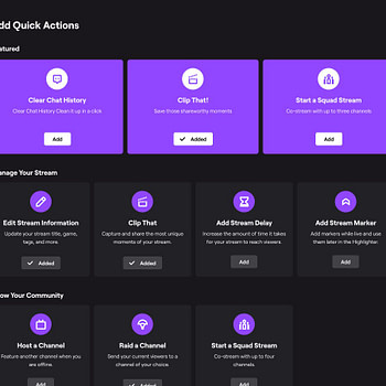 Twitch Releases A Creator Dashboard Update