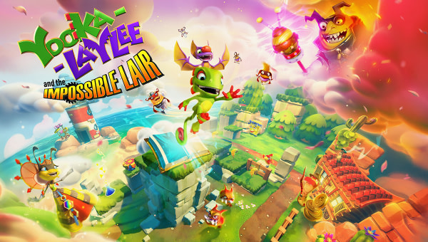 """Team17 Announce """"Yooka-Laylee and the Impossible Lair"""" For E3 2019"""