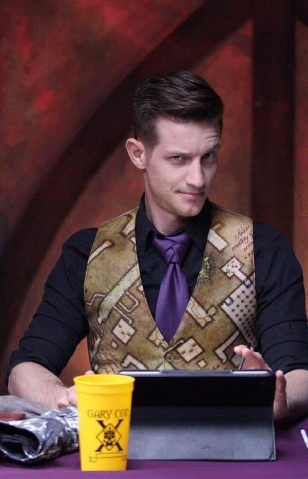 "Interview: ""Neverwinter"" Voice Actor Ruty Rutenberg"