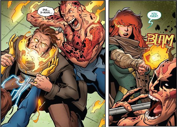 Matthew Rosenberg Kills Off 7 More Characters in Today's Uncanny X-Men (SPOILERS)