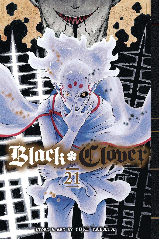 BLACK CLOVER GN VOL 21