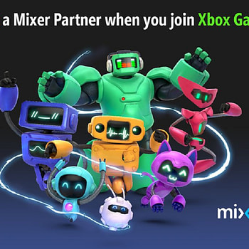 Mixer Announces New Creator Program With Xbox Game Pass
