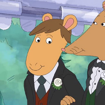 The first gay wedding comes to...PBS Kids?