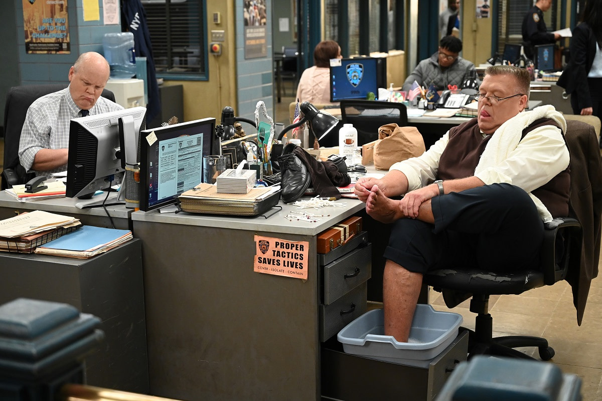 """Brooklyn Nine-Nine"" Season 7 ""Pimemento"""