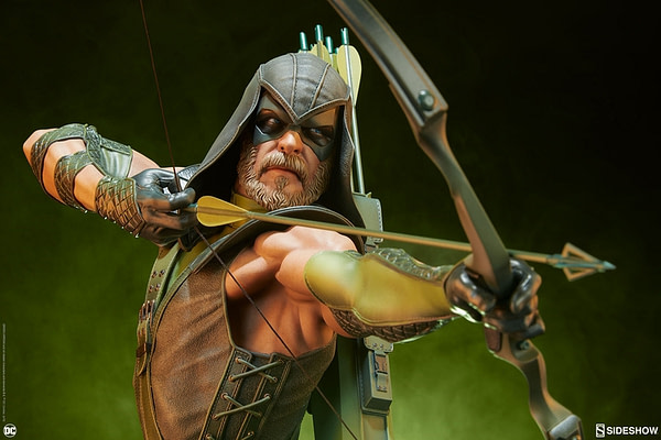 Sideshow Collectibles DC Premium Format Green Arrow 1