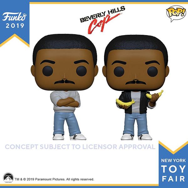 Funko New York Toy Fair Beverly Hills Cop