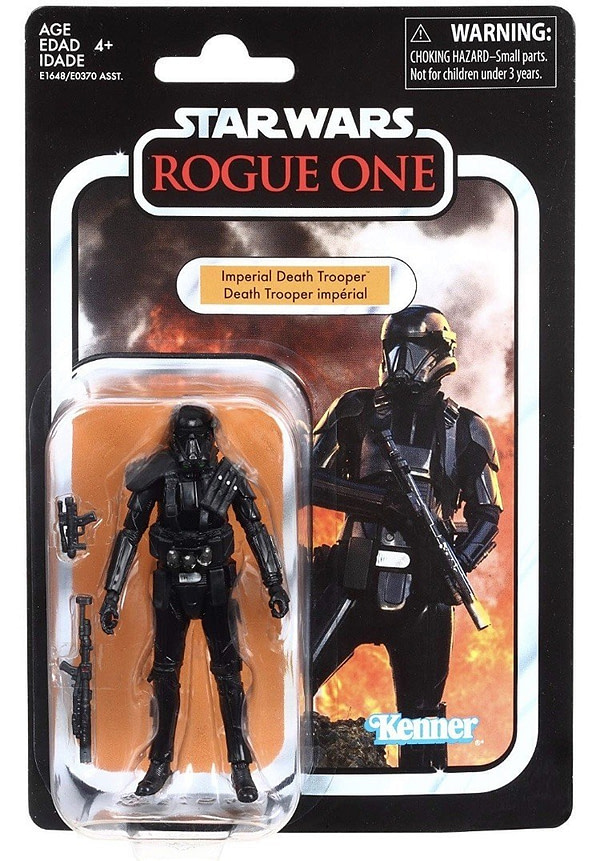 Star Wars Vintage Collection Death Trooper Carded