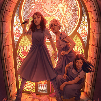 April's Buffy: Every Generation #1 to Allegedly Introduce Most Important New Buffy Character Ever