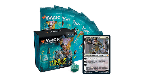 """""""Theros: Beyond Death"""" Prerelease Begins Today - """"Magic: The Gathering"""""""