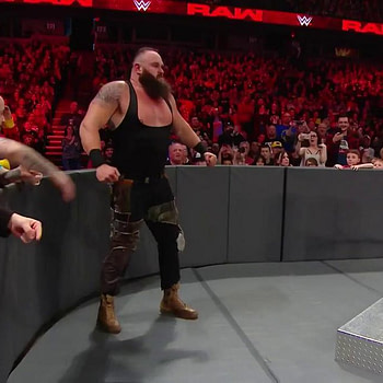 Does WWE's Braun Strowman Need a Beatdown from The Incredible Hulk?