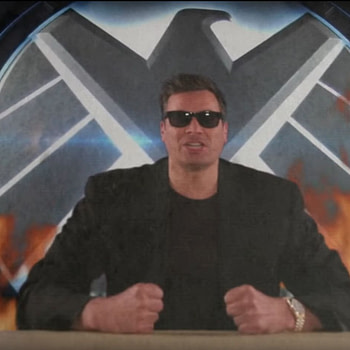 """The Ultimate Avengers, Billy Joel """"We Didn't Start The Fire"""" Mashup"""