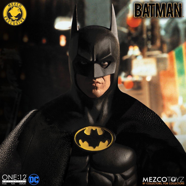 Batman 1989 Pre-Orders Go Live on Mezco Toyz
