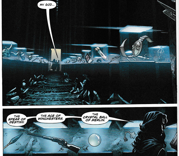 Can Superheroes Stop Imprisoning Bad Guys In The Halls Of Justice Dungeon? (Justice League Dark+Batman/Superman Spoilers)