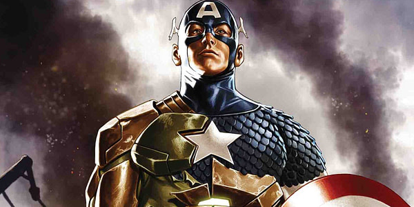 Cover to Secret Empire: Omega by Mark Brooks