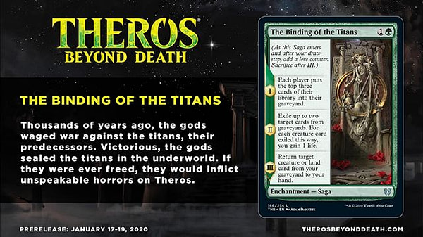 """This Week in """"Theros: Beyond Death"""" Previews: """"Magic: The Gathering"""""""
