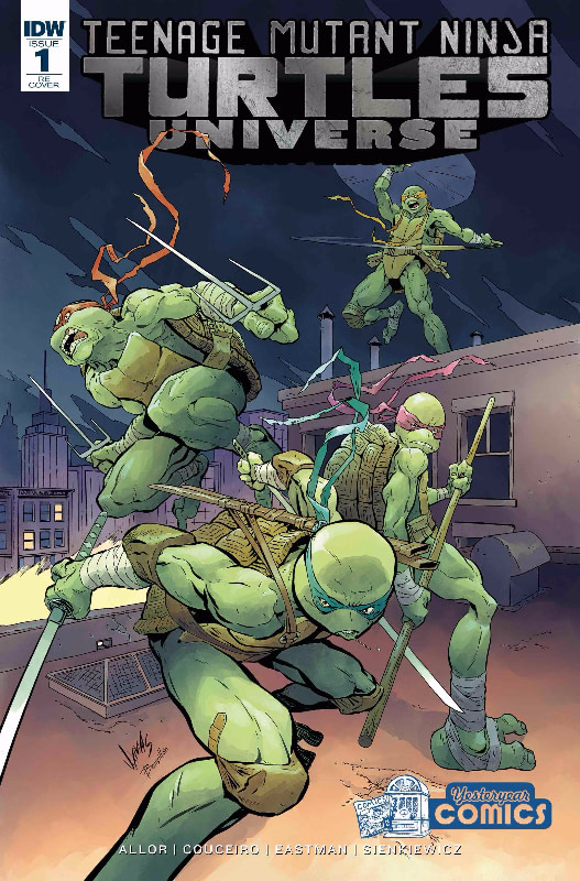 TMNT Universe #1
