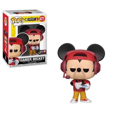 Funko Disney Gamer Mickey Pop