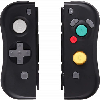Someone Made A GameCube Version Joy-Con For The Nintendo Switch