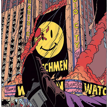 Heavy Metal's Soft Wood #1 Best-Selling Magazine in Comic Shops - Was it All Watchmensch's Fault?