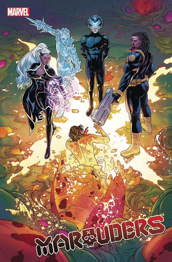In Today's X-Force #1, A Mutant Death That Can't Be Undone? [Massive Final Page Spoilers]