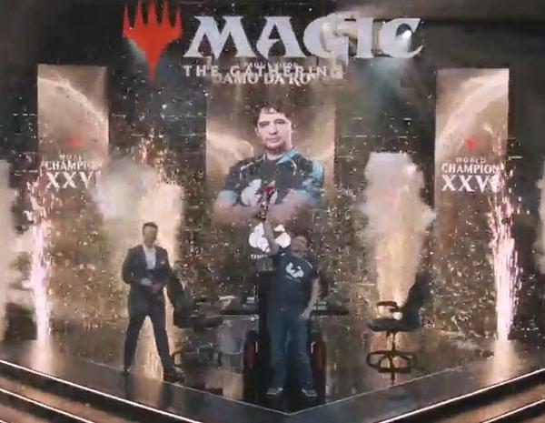 "World Championship XXVI Decided! - ""Magic: The Gathering"""