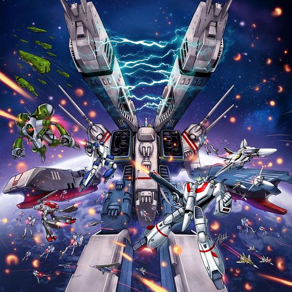 """Robotech: The Macross Saga"" Just Got A Tabletop RPG"