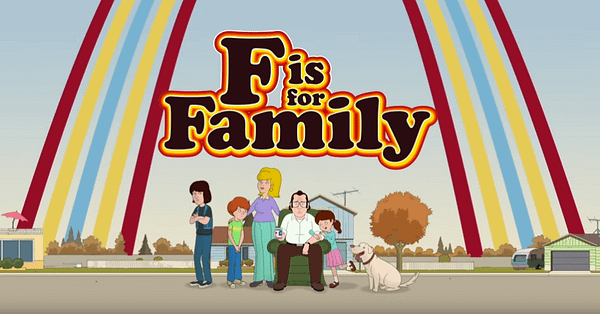 'R' Is For Renewed: Netflix Sets 'F Is for Family' Season 3
