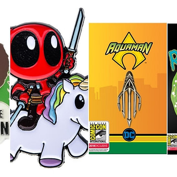 Toynk Toys SDCC Exclusives Collage