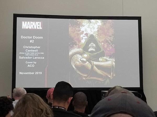 At Last, DOOM Gets His Own Marvel Series