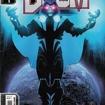 Doom 2099 #1 [Preview]