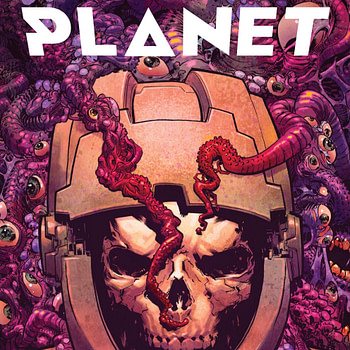 Cullen Bunn and Andy MacDonald Bring Creator-Owned Sci-Fi Horror Rogue Planet to Oni Press