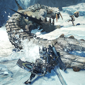 """Monster Hunter World: Iceborne"" Has Finally Been Added To PC"