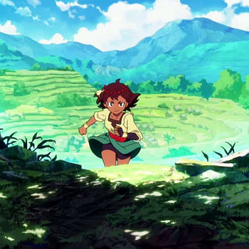 Indivisible game art