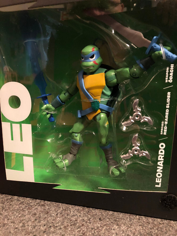 Rise of the TMNT Playmates Figures 5