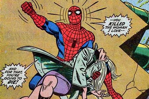 Gwen Stacy's Death